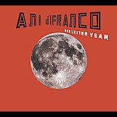 Ani DiFranco: Red Letter Year [Slipcase]