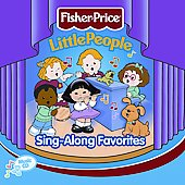 Fisher-Price: Little People: Sing-Along Favorites [22962]