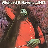 Richie Havens: Richard P. Havens, 1983
