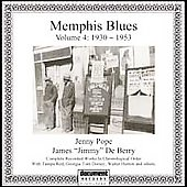 Various Artists: Memphis Blues, Vol. 4 1930-1953
