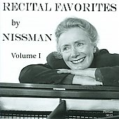 Recital Favorites - Beethoven, Prokofiev, Schubert, Liszt, Chopin / Barbara Nissman