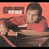 Jacques Loussier Trio: Plays Bach, Vol. 5 [Digipak]