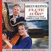 Green Sleeves: Flute & Harp