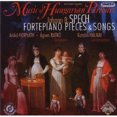 Johann B. Spech: Fortepiano Pieces & Songs
