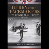 Gerry & the Pacemakers: It's Gonna Be All Right 1963-1965 [DVD]