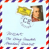 Mozart: String Quartets / Amadeus Quartet