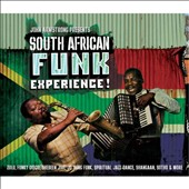 Various Artists: John Armstrong Presents South African Funk Experie