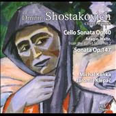 Shostakovich: Cello Sonata, Op. 40