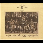 Gentle Giant: King Alfreds College 1971