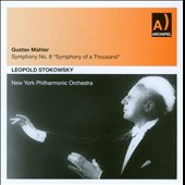 Gustav Mahler: Symphony No. 8 / Stokowski