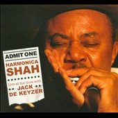 Harmonica Shah: Live At the Cove