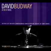 David Budway: A New Kiss [Digipak] *