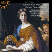 Purcell: Hail! Bright Cecilia / The King's Consort