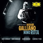 Nino Rota / Richard Galliano, accordion