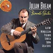Julian Bream - Romantic Guitar - Albeniz, Mendelssohn, et al