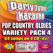 Karaoke: Party Tyme Karaoke - Variety Pack 4 [4 CD]