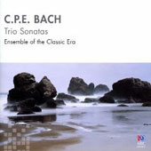C.P.E. Bach: Trio Sonatas / Ensemble of the Classic Era