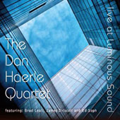 Dan Haerle: Live at Luminous Sound
