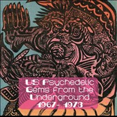 Various Artists: Barefoot In the Head: US Psychedelic Gems from the Underground 1967-1973