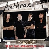 Anthrax: Snapshot [Digipak]