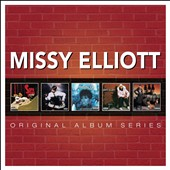 Missy Elliott: Original Album Series [Slipcase]
