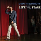 Greg Fitzsimmons: Life on Stage [PA] [Digipak]