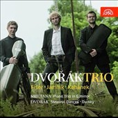 Smetana: Piano Trio in G minor; Dvorak: Slavonic Dances; 'Dumky' Trio / Dvorak Trio