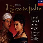 Rossini: Il Turco in Italia / Chailly, Bartoli, et al