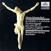 Bach: Cantatas BWV 4, 56, 82 / Karl Richter