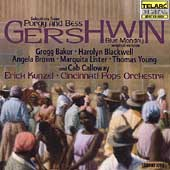 Gershwin: Porgy and Bess (Selections), Blue Monday / Kunzel