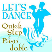 Hisao Sudo: Let's Dance: Quick/Paso Doble