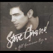 Steve Grand: All-American Boy [Digipak]