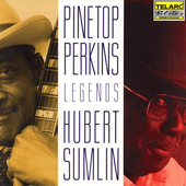 Pinetop Perkins: Legends