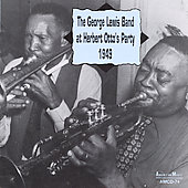 George Lewis (Clarinet): At Herbert Otto's Party (1949)