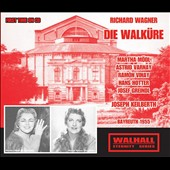 Richard Wagner: Die Walküre (Bayreuth, 1955)