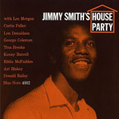 Jimmy Smith (Organ): House Party