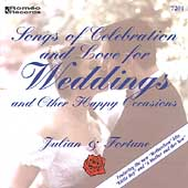 Julian: Songs of Celebration & Love for Weddings