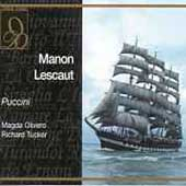 Puccini: Manon Lescaut / Veltri, Olivero, Tucker, et al