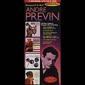 André Previn (Conductor/Piano): Legend at His Best [Box]