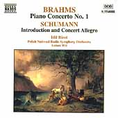 Brahms: Piano Concerto no 1;  Schumann / Biret, Wit, et al