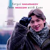 From Moscow With Love / Nakariakov, Boreyko, Jenaer PO