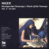 Various Artists: Niger - Music of the Tuaregs, Vol. 2: In Gall