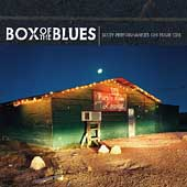 Various Artists: Box of the Blues [Box]