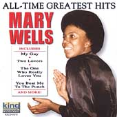Mary Wells: Best of the Best