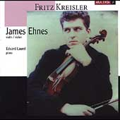 Kriesler: Works / James Ehnes