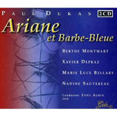 Dukas: Ariane et Barbe-Bleue;  et al / Aubin, Depraz, et al