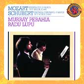 Expanded Edition - Mozart, Schubert / Perahia, Lupu