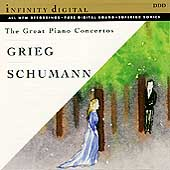 The Great Piano Concertos -  Grieg, Schumann