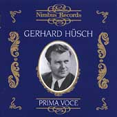 Prima Voce - Gerhard H&uuml;sch