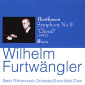 Beethoven: Symphony no 9 